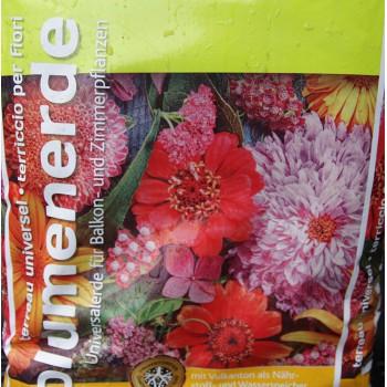 Hochwertige Blumenerde