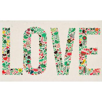Karte LOVE !