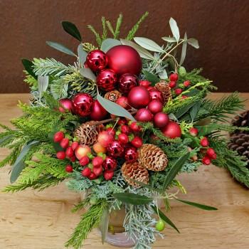 Strauß Red Christmas
